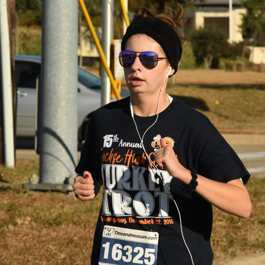 Burn calories at the Turkey Trot before the big meal