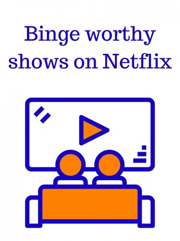 Binge worthy shows on Netflix