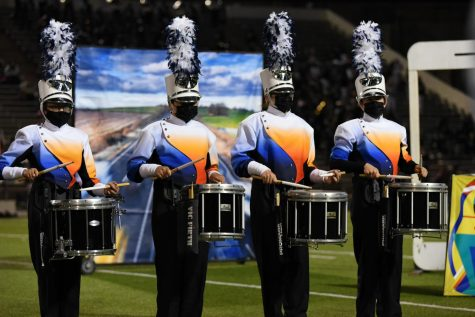 Mustang Band advances to Area UIL competition