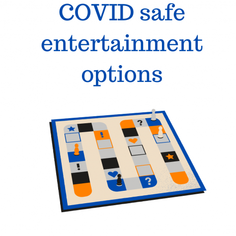 Entertainment options that maintain social distance