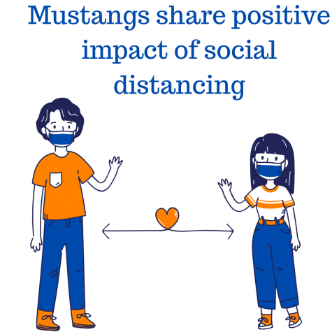 Mustangs share positive impact of social distancing