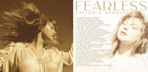 Go head first with 'Fearless (Taylor's Version)'