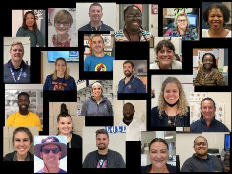 Meet the new Mustang educators